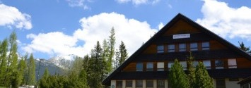 Accommodation in renovated apartments at Strbske Pleso