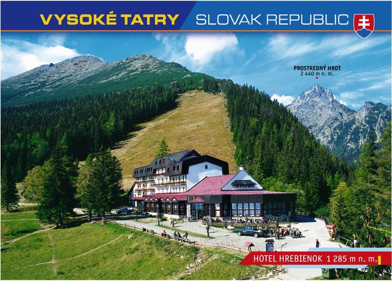 Summer Hiking High Tatras Accommodation Information