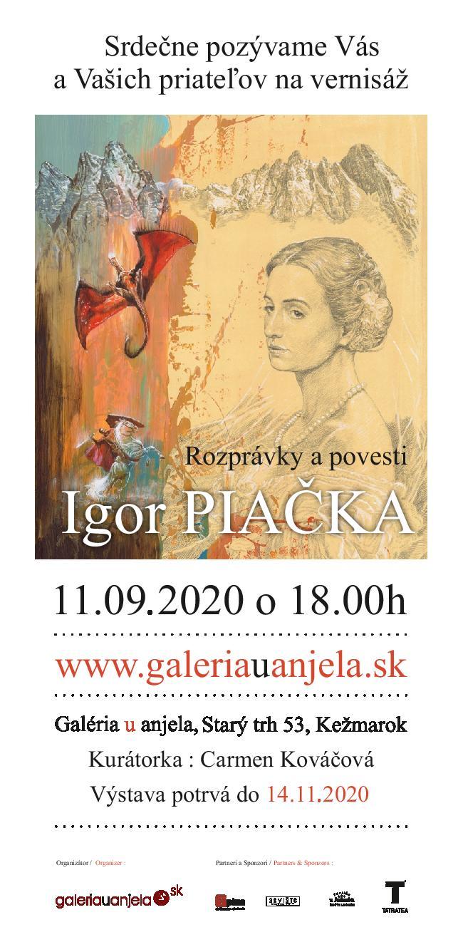 Igor Piačka & Rozprávky a povesti
