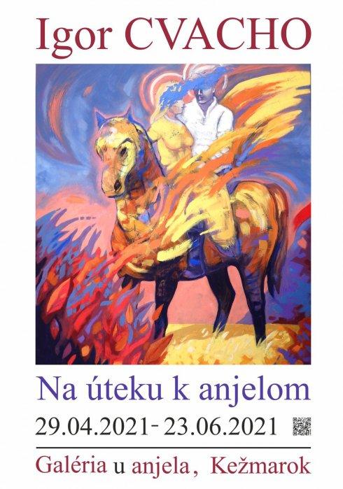 Igor Cvacho & Na úteku k anjelom