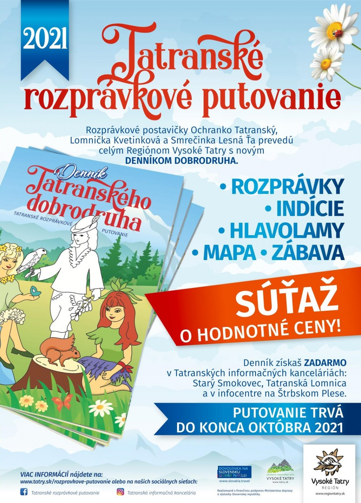 Tatranské rozprávkové putovanie 2021