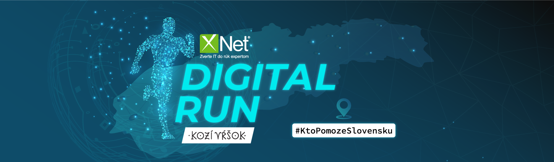 Digital run