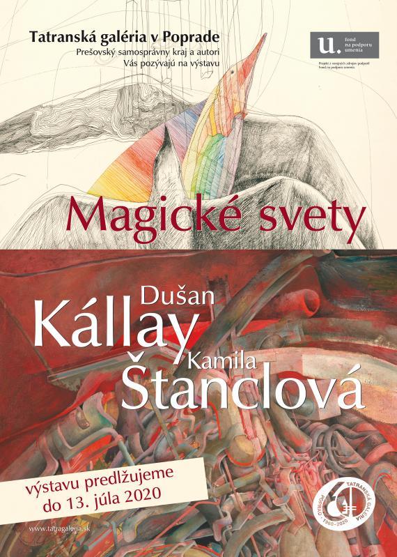 Magické svety & Dušan Kállay, Kamila Štenclová