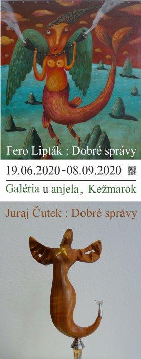 Fero Lipták, Juraj Čutek & Dobré správy