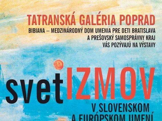 Svet IZMOV v slovenskom a európskom umení