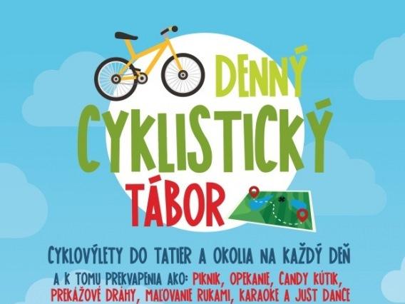 Denný cyklistický tábor