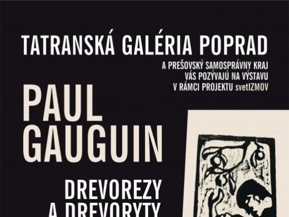 Paul Gauguin & Drevorezby a drevoryty