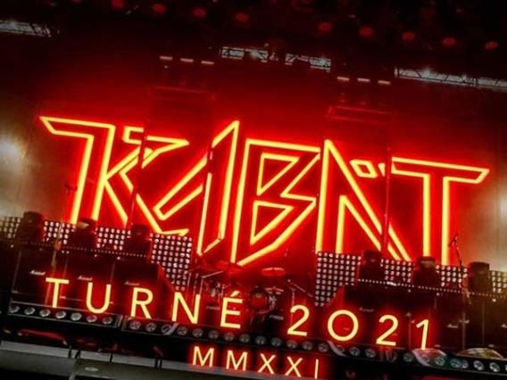 Koncert skupiny Kabát 2021