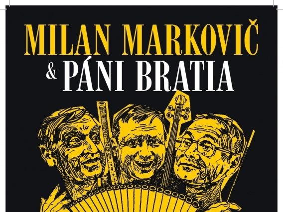 Popradské kultúrne leto -Milan Markovič & Na plnú HUdBU