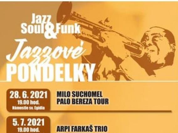 Popradské kultúrne leto & Jazzové pondelky