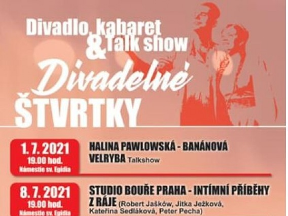 Popradské kultúrne leto & Divadelné štvrtky