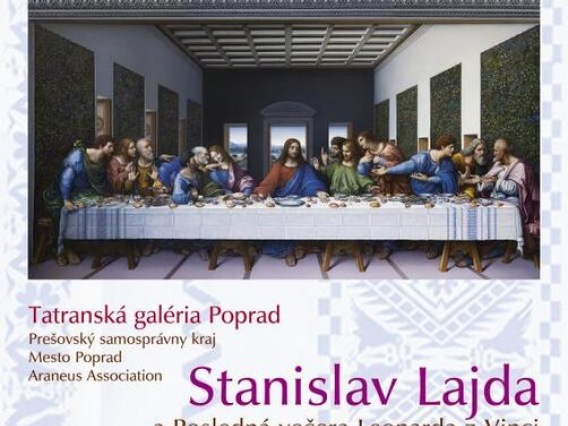 Stanislav Lajda a posledná večera Leonarda da Vinci