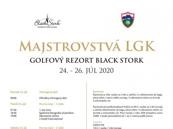 Majstrovstvá LGK