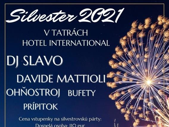 Silveste 2021 Hotel International