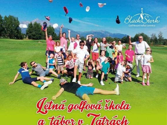 Detská letná golfová škola 03.- 07.08.2020