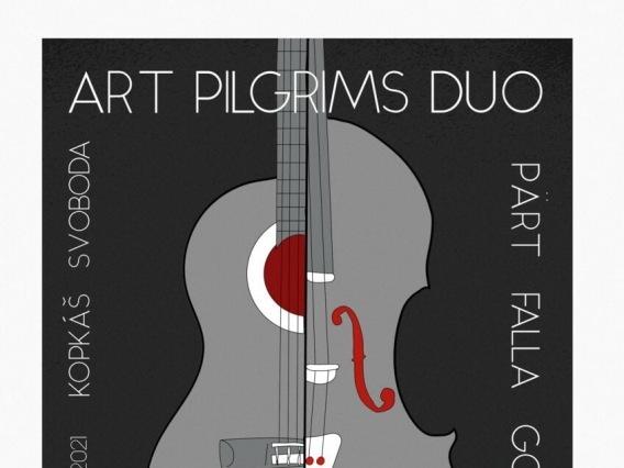Koncert ARE PILGRIMS DUO