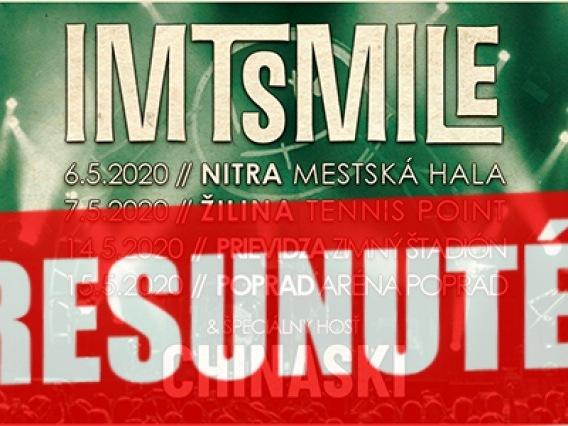 IMT Smile & PRESUNUTÉ !!!