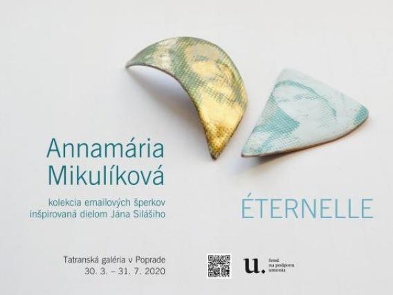 Annamária Mikulíková -Éternelle