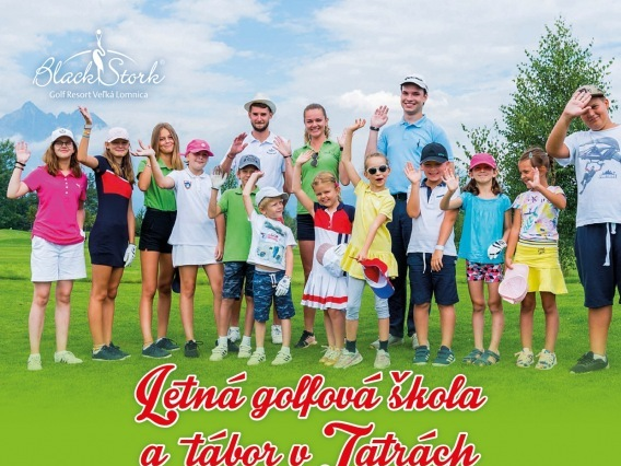 Detská letná golfová škola