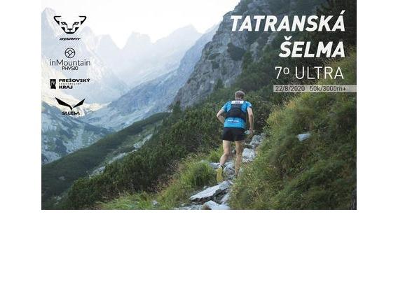 Tatranská Šelma Ultra 2020