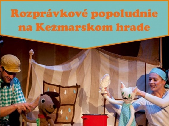 Divadlo Babadlo: Ako psíček a mačička