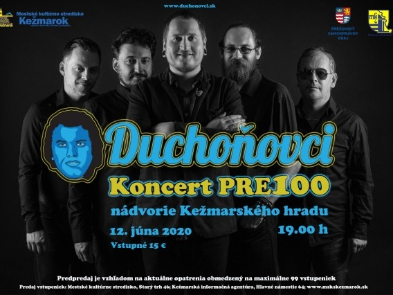 PRE100 & Duchoňovci