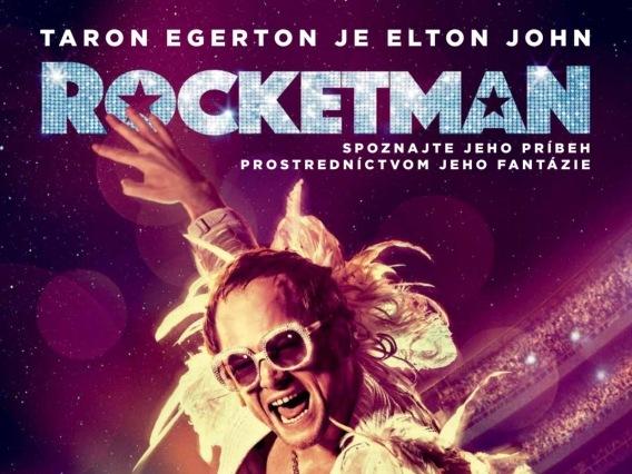 TATRANSKÉ LETNÉ KINO & Rocketman