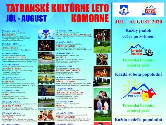 DNI MESTA Vysoké Tatry