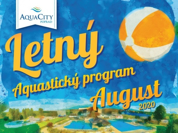 Letný program v AquaCity Poprad
