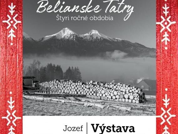 Jozef Pitoňák & Belianske Tatry -Štyri ročné obdobia