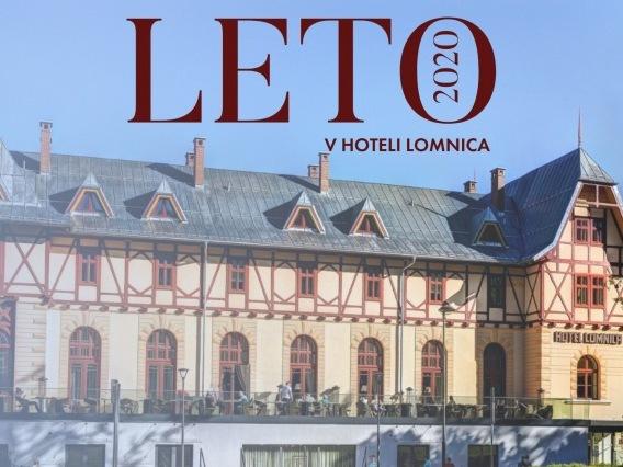 Hudobné leto v Hoteli Lomnica & Juraj Schweigert and The Groove Time