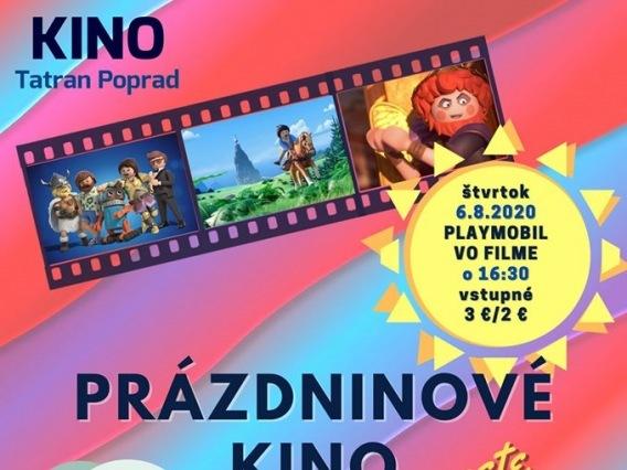 PRÁZDNINOVÉ KINO & Angry Birds vo filme 2