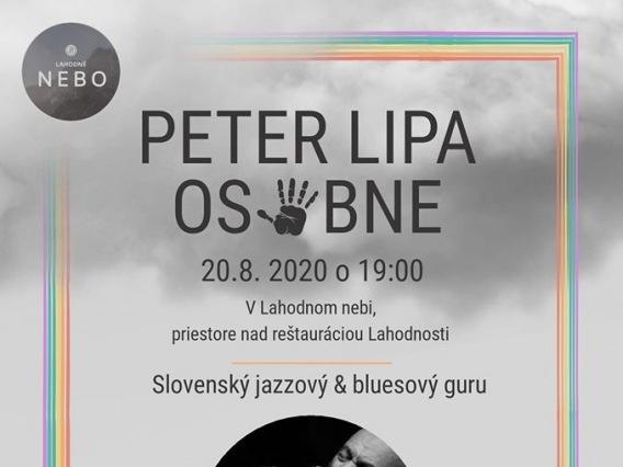 Peter Lipa osobne