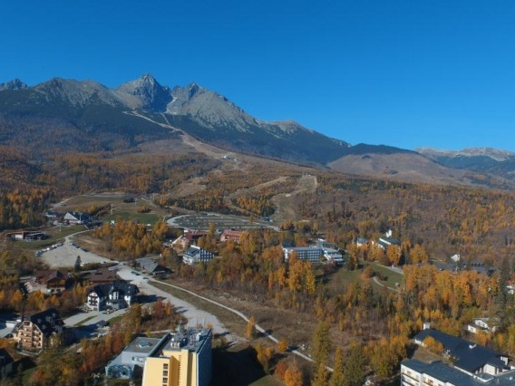 Center of High Tatras