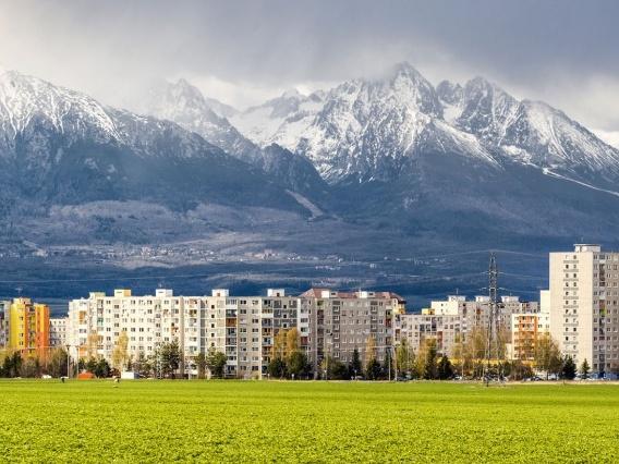 High Tatras Surroundings