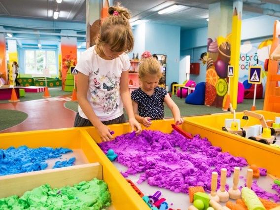 Galéria Dobrá hračka- miesto kde si užijú nielen Vaše deti :)