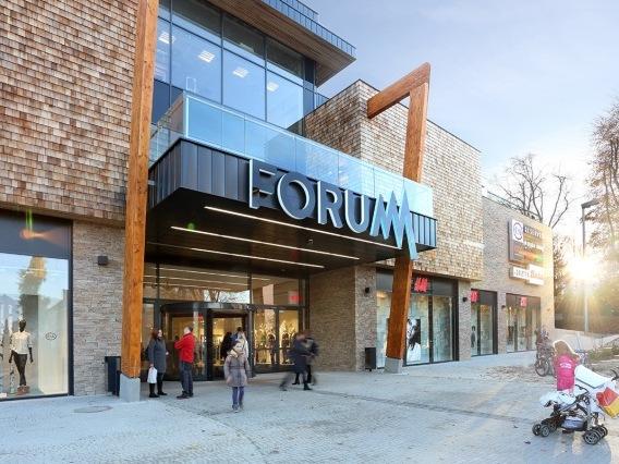 Nákupné centrum Forum