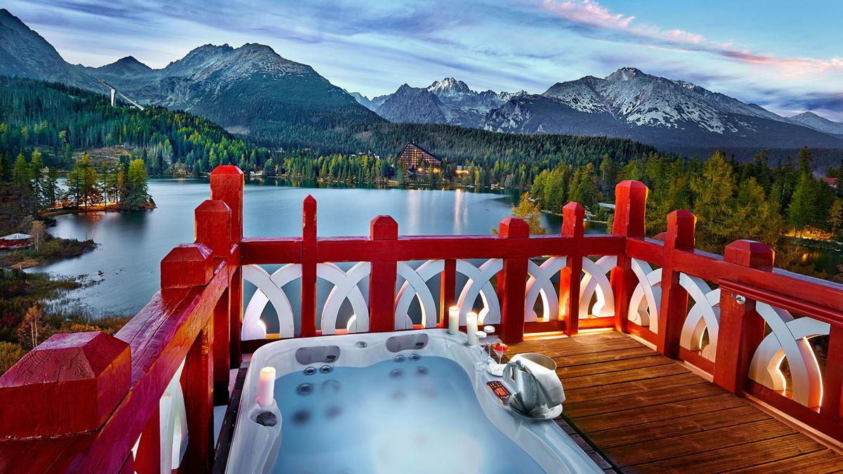 Where to Stay: 5 Star Grand Hotel Kempinski High Tatras in Slovakia