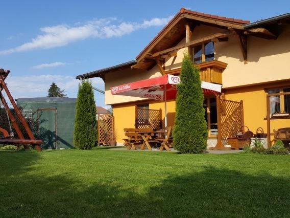 Guest house Jezerčák