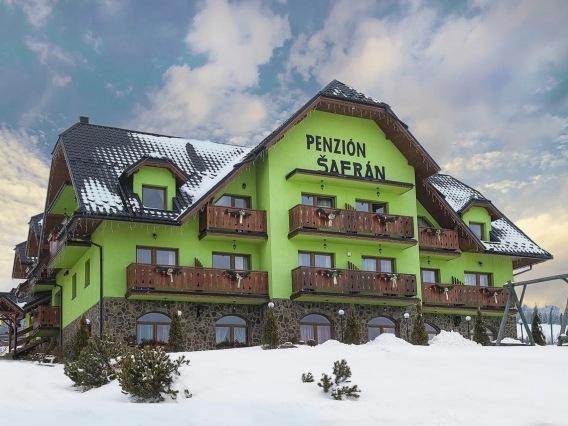 Penzión Šafrán