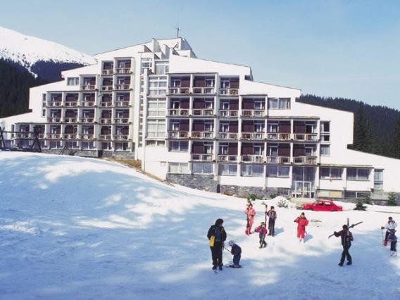 Hotel Marmot (J.Šverma)