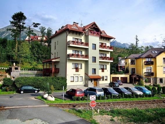 Villa Krejza