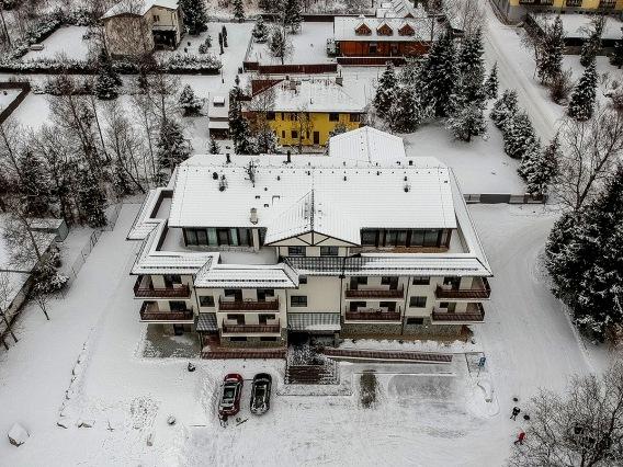 Apartmán Skalnička