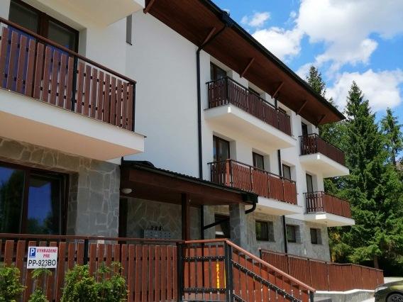Apartmán Skalnička - Tatranská Lomnica