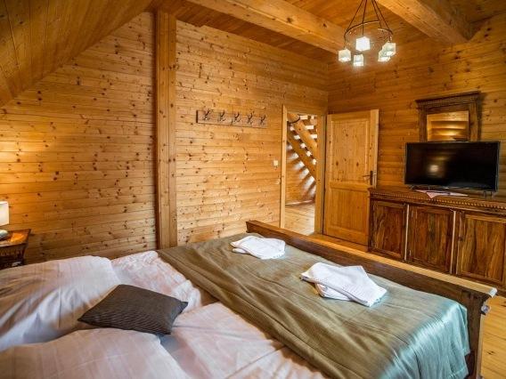 Log cabin Stará Lesná