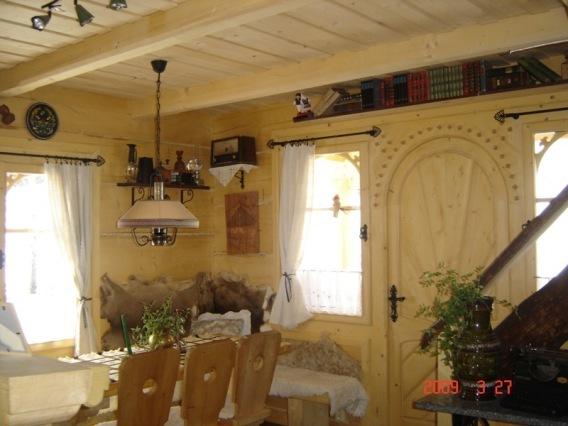 Srubový domek  1