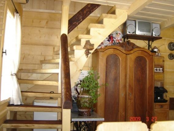 Zrubový domček 1