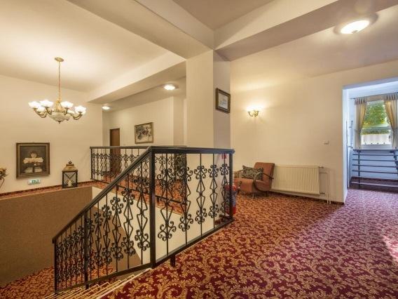 Hotel Svätojánsky manor house