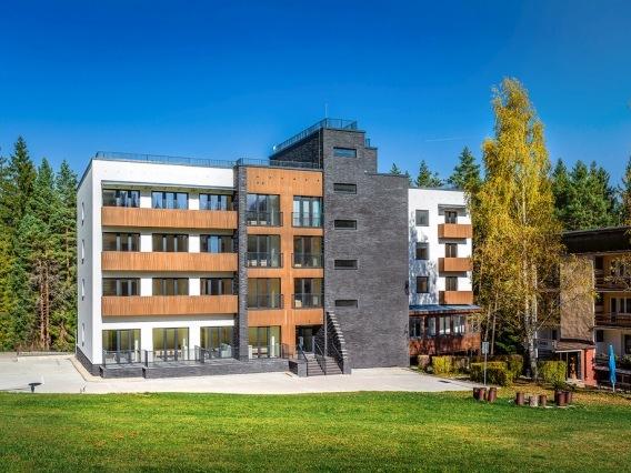 Apartmány Štiavnica