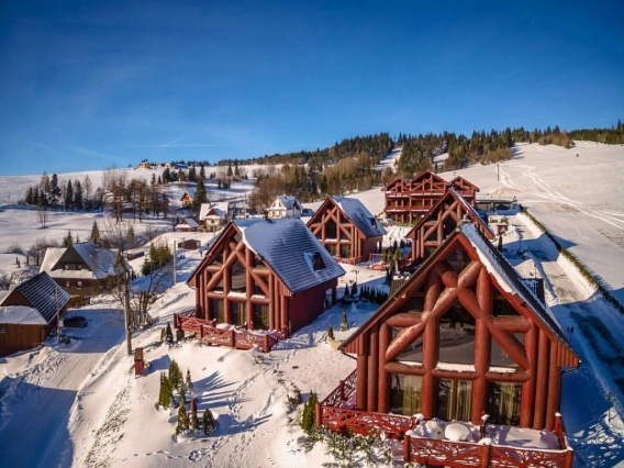 Mountain Resort Chalets - luxury cottages